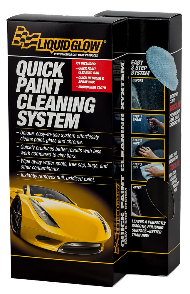 Quick_Paint_Cleaning_System car paint cleaning